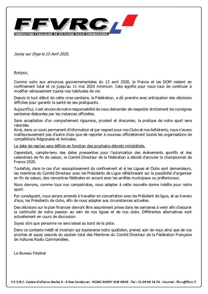 News – Page 2 – Ligue Régionale Grand Est de Voitures Radio Commandées